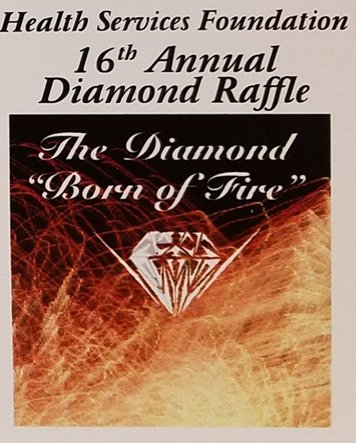 16th Annual Diamond Raffle